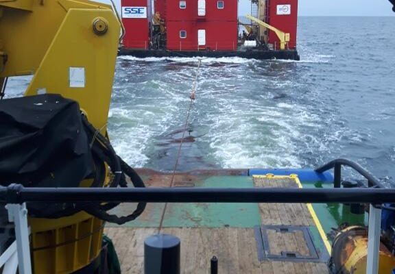 Bohlen Doyen Sound Prospector o Sound Provider bogsering kompr dok