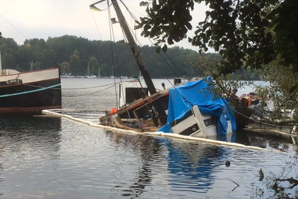 Bargning Vrak Tanto 1