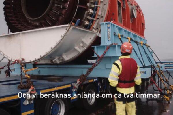 Barsebäck transport V